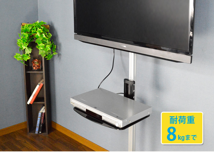 エアーポール 1本タイプ用棚板 AP-SH1 イメージ