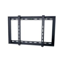 【37〜65型対応】汎用テレビ壁掛け金具 角度固定薄型 - PLB-ACE-104M