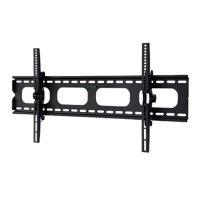 【60〜80型対応】汎用テレビ壁掛け金具 上下角度調節 - PLB-ACE-117L ブラック