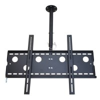 【37〜65型対応】汎用テレビ天吊り金具 長さ調節付き CPLB-ACE-102M