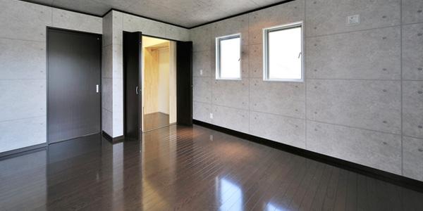 コンクリート壁にテレビ壁掛けする場合