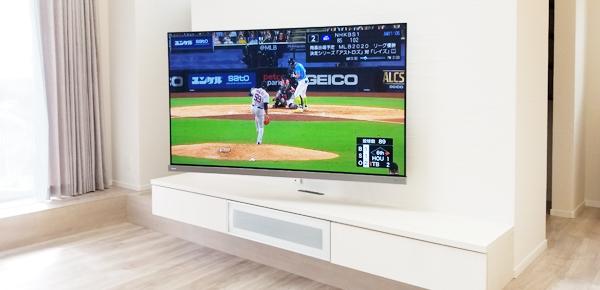 格安テレビ壁掛け工事 関東 賃貸住宅ですが、壁掛けテレビできますか?