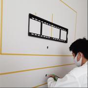 関東テレビ壁掛け工事代行 テレビ壁掛け施工
