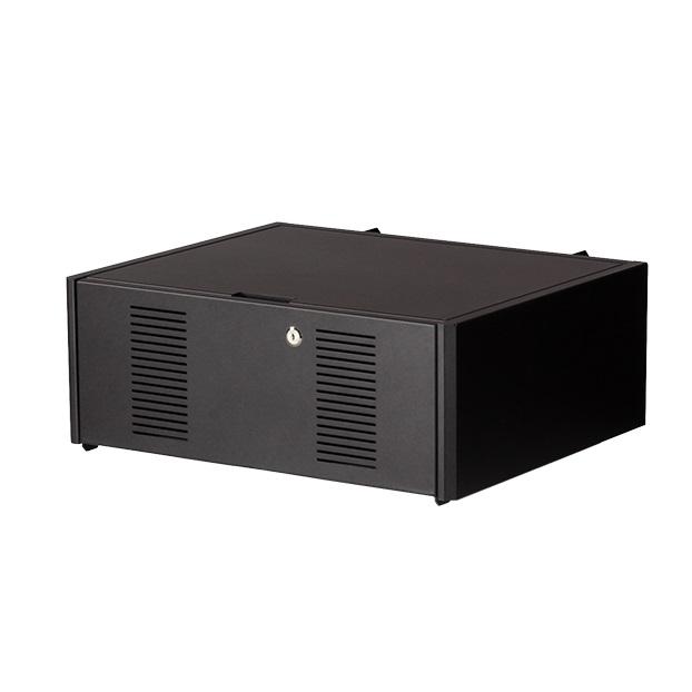 専用薄型機器収納ボックス